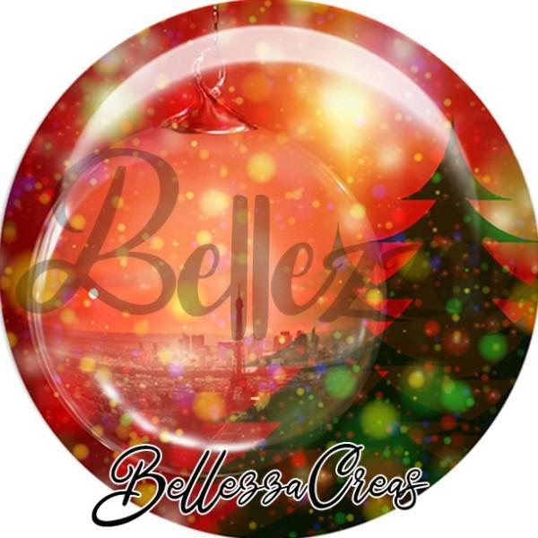Cabochon, sapin de noël, boules,Noël, évènement, plusieurs tailles disponibles - Photo n°1