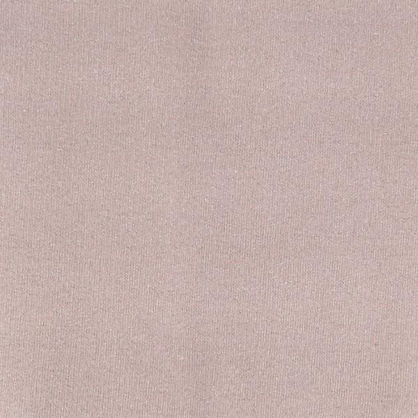 Coupon de tissu Jersey Sweat - Lurex - Rose - 145 x 60 cm - Photo n°2
