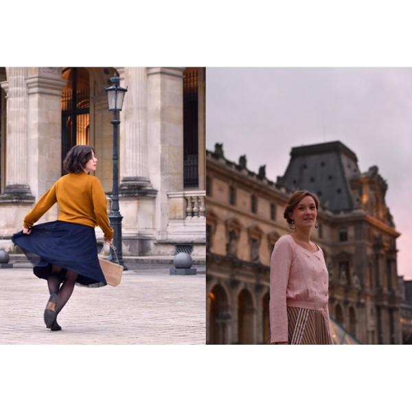 Livre couture - Les cahiers Artesane N°3 - L'envolée belle - Photo n°4
