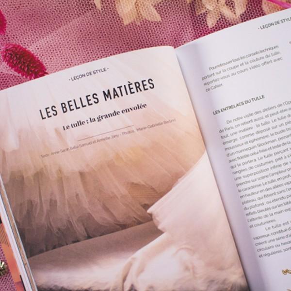 Livre couture - Les cahiers Artesane N°3 - L'envolée belle - Photo n°5