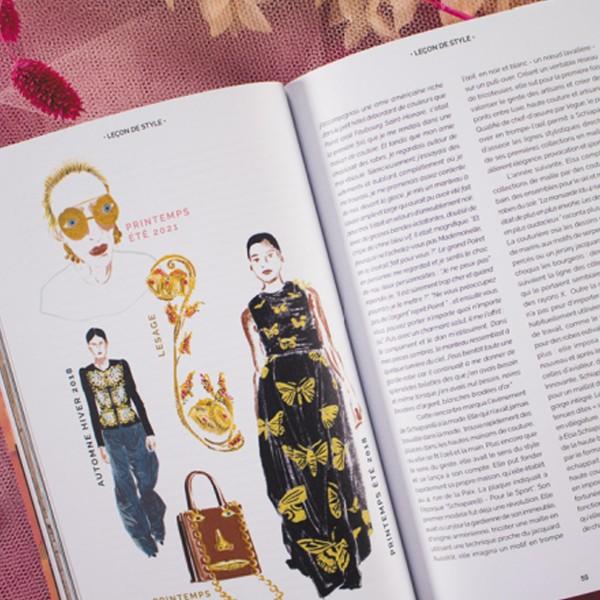 Livre couture - Les cahiers Artesane N°3 - L'envolée belle - Photo n°6