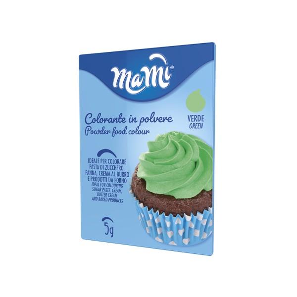 Colorant alimentaire en poudre 5 g - coloris vert - Photo n°1