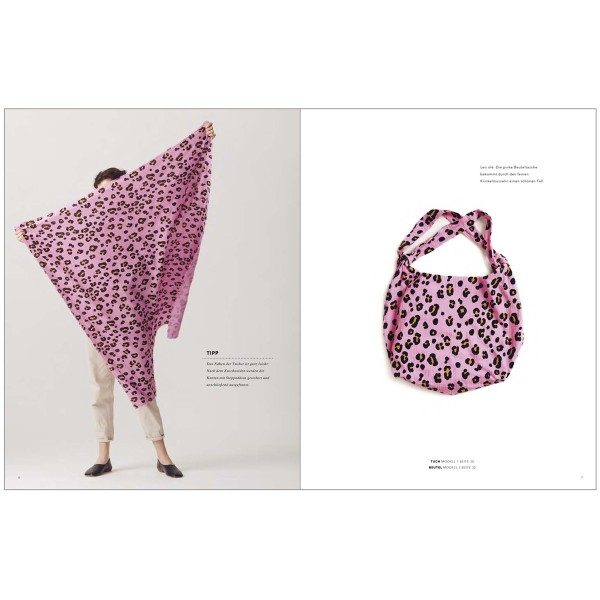 Livre de Couture Rico Design N°10 - Acid Leo - 48 pages - Photo n°2