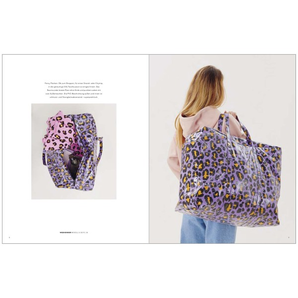 Livre de Couture Rico Design N°10 - Acid Leo - 48 pages - Photo n°3