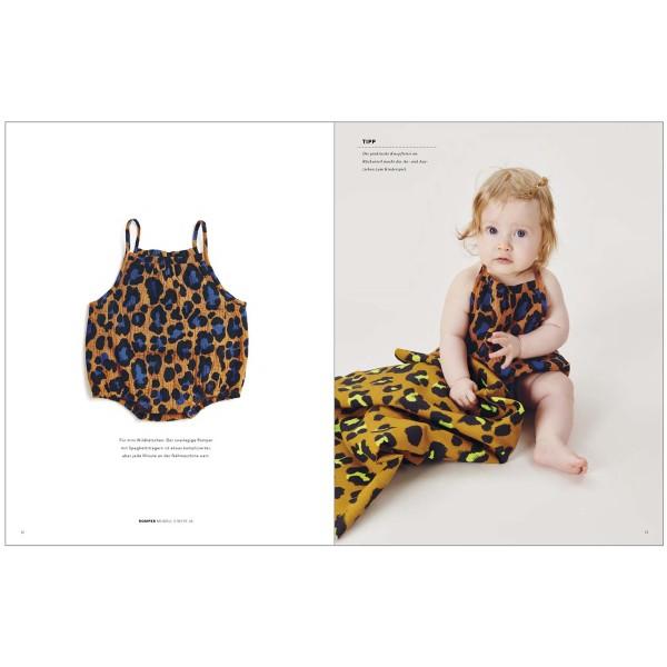 Livre de Couture Rico Design N°10 - Acid Leo - 48 pages - Photo n°4