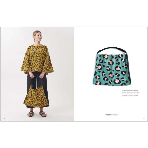 Livre de Couture Rico Design N°10 - Acid Leo - 48 pages - Photo n°6