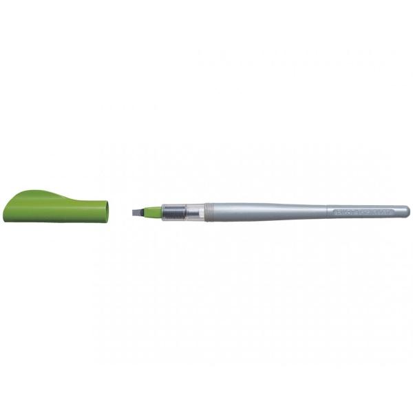 Stylo Plume pour Calligraphie - Parallel Pen Pilot - Vert - 3,8 mm - Photo n°2