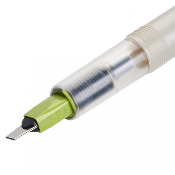 Stylo Plume pour Calligraphie - Parallel Pen Pilot - Vert - 3,8 mm - Photo n°4