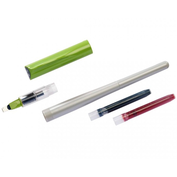 Stylo Plume pour Calligraphie - Parallel Pen Pilot - Vert - 3,8 mm - Photo n°6