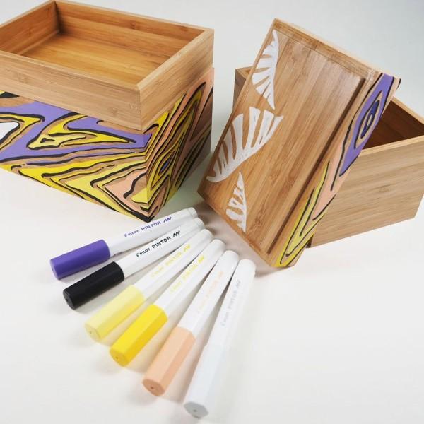 Feutre Peinture Pintor de Pilot - Pointe Extra-fine - Plusieurs coloris disponibles - Photo n°6