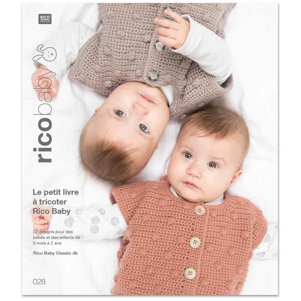 Livre Rico Design - Rico Baby n°28 - 20 projets - Photo n°1