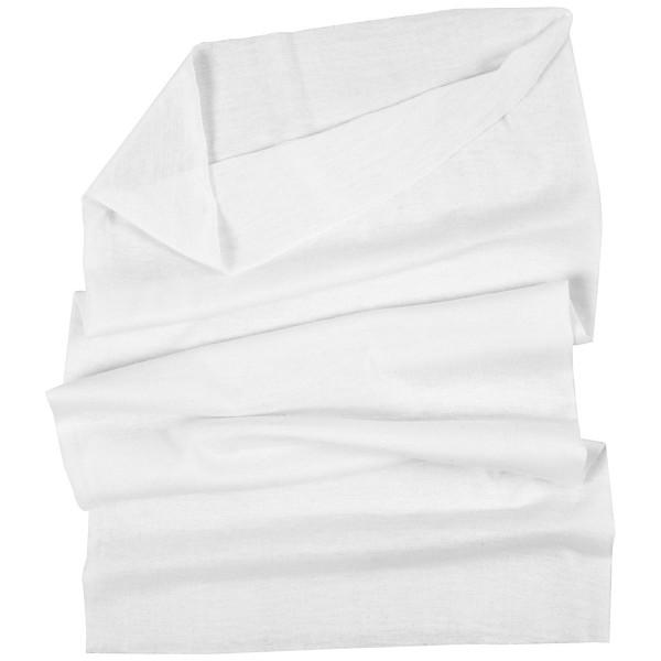 Cache cou en tissu à décorer - 49 x 25 cm - 1 pce - Photo n°1
