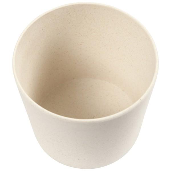 Pot de fleurs en bambou à décorer - 7 x 6,5 cm - Photo n°3