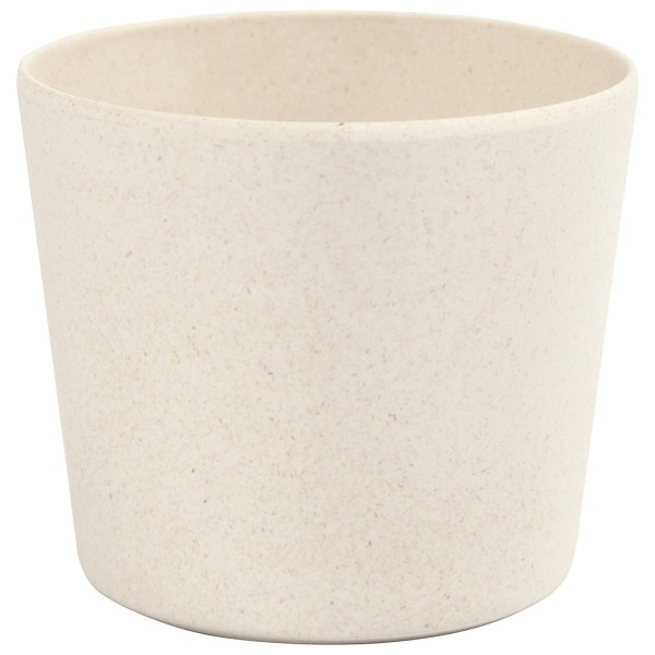 Pot de fleurs en bambou à décorer - 7 x 6,5 cm - Photo n°1