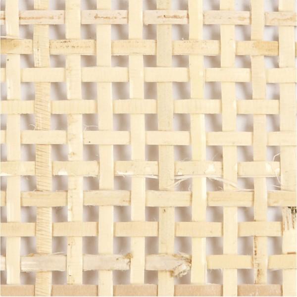 Rouleau de cannage - Rotin tressage fin - 40 x 50 cm - Photo n°3