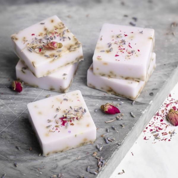 Base de savon - Blanc - 1 kg - Photo n°3