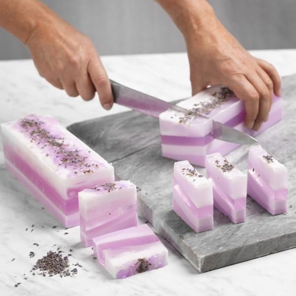 Base de savon - Blanc - 1 kg - Photo n°5
