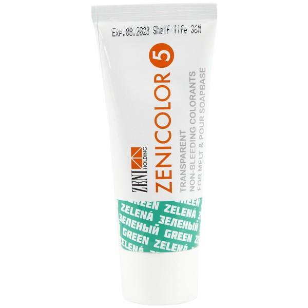 Colorant pour savon - Vert - 30 g - Photo n°1