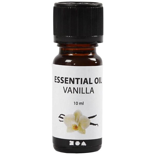 Huile de Parfum - Vanille - 10 ml - Photo n°1