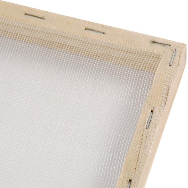 Tamis pour fabrication de papier - 23 x 17 x 2 cm - Photo n°3