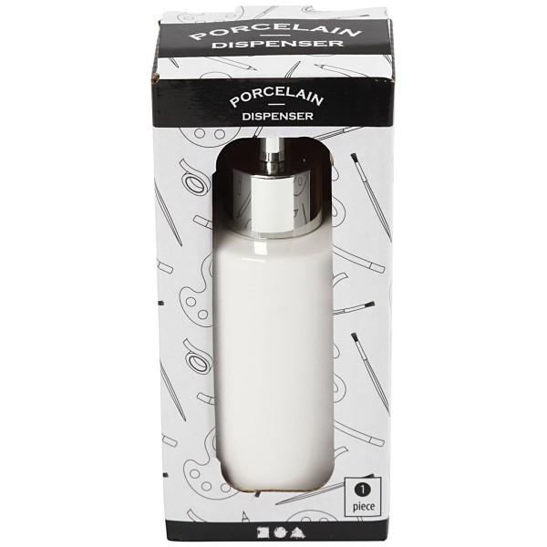 Distributeur de savon - Céramique - 150 ml - Photo n°3