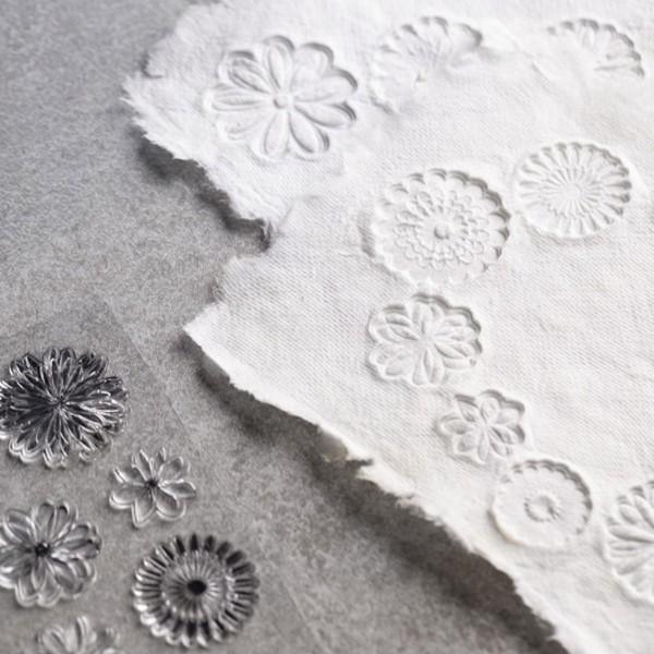 Tamis pour fabrication de papier - Double cadre - 25 x 19 cm - Photo n°2