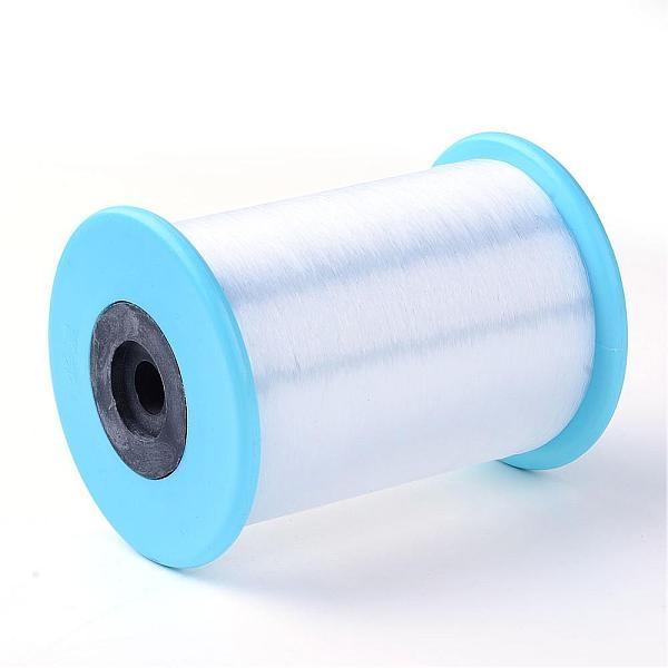 Fil nylon transparent 0.25 mm x 10 m - Photo n°1