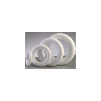 Anneau - Couronne polystyrène plein diam. 25 cm, bouée haute densité