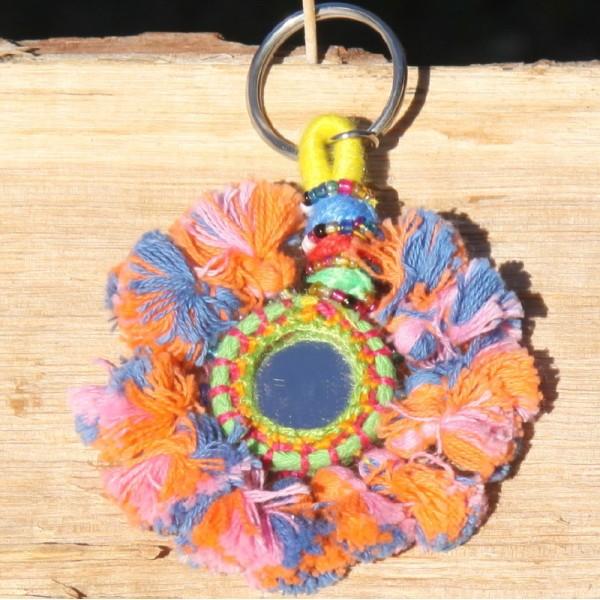 Porte clé mousqueton - Photo n°1
