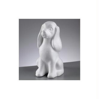 Chien / Cocker polystyrène 24 cm, densité supérieure