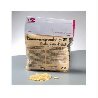 Granulés de cire d'abeilles, 100% pure, Sachet de 200 g