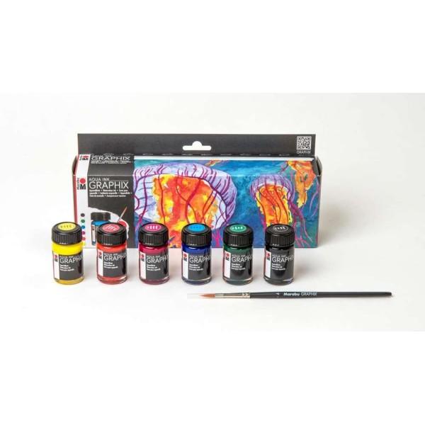 Encre aquarelle Aqua Ink Graphix