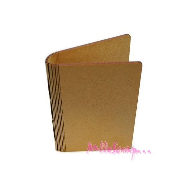 Couverture album bois Boanita - 1 pièce - Photo n°1