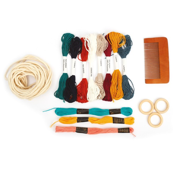 Kit DIY tressage - Mes 3 grigris - Photo n°4