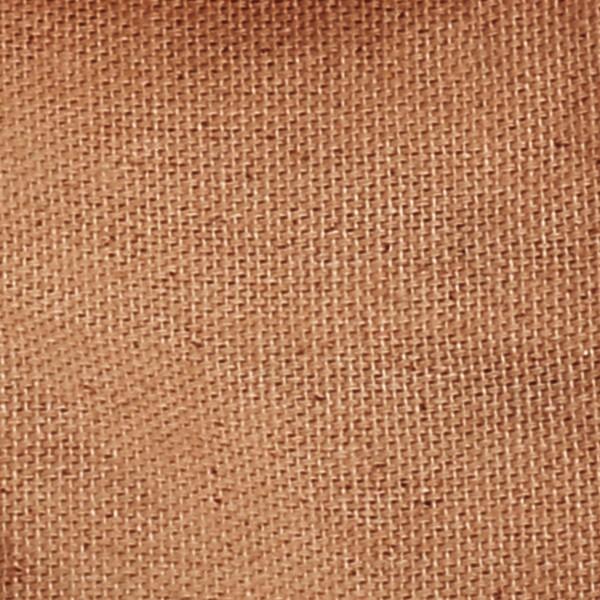 Toile de coton à broder - Camel - 45 x 60 cm - Photo n°3