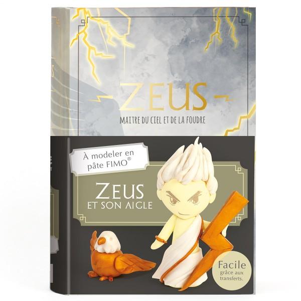 Mini Kit Fimo Les dieux de l'Olympe - Zeus - Photo n°1