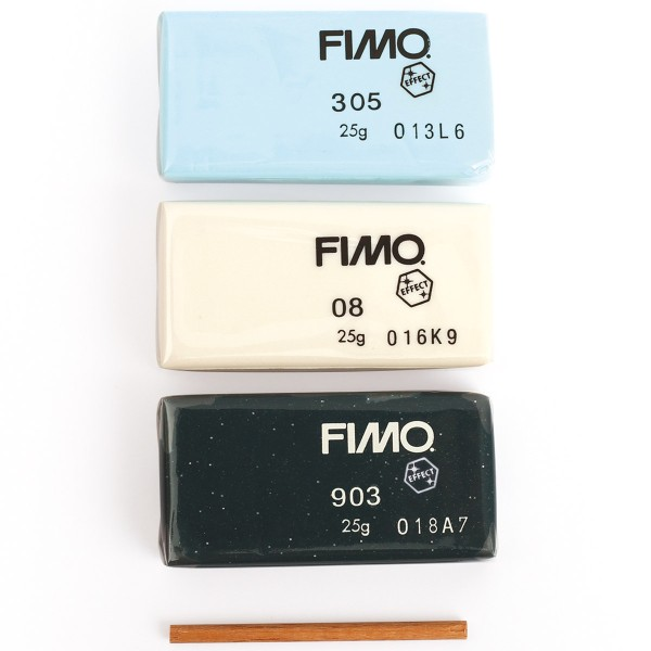 Mini Kit Fimo Les dieux de l'Olympe - Hadès - Photo n°4