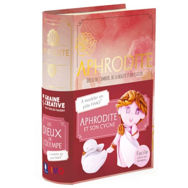Mini Kit Fimo Les dieux de l'Olympe - Aphrodite - Photo n°6
