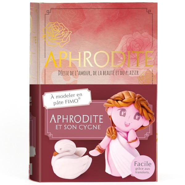 Mini Kit Fimo Les dieux de l'Olympe - Aphrodite - Photo n°1