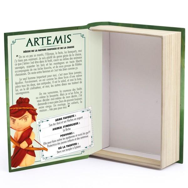 Mini Kit Fimo Les dieux de l'Olympe - Artémis - Photo n°5