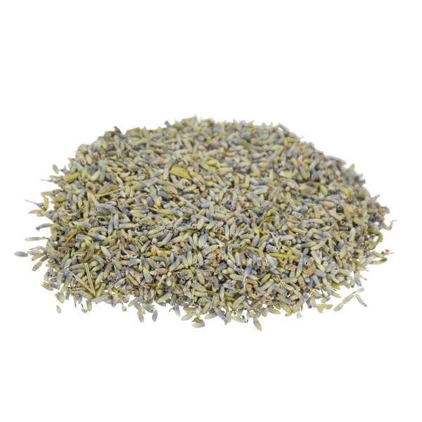 Fleurs de lavande séchées, sachet 100 gr, idéal pour le rembourrage ou à lancer - Photo n°2