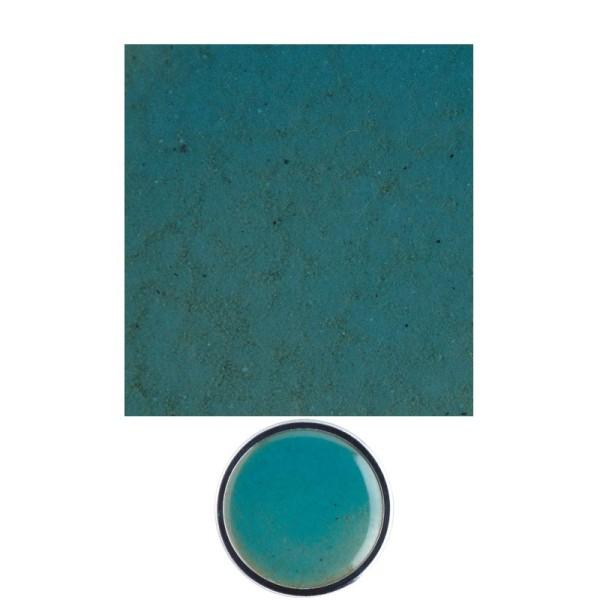 Poudre d'émail transparent, 780°C-850°C, gros flacon de 200 g - Photo n°1