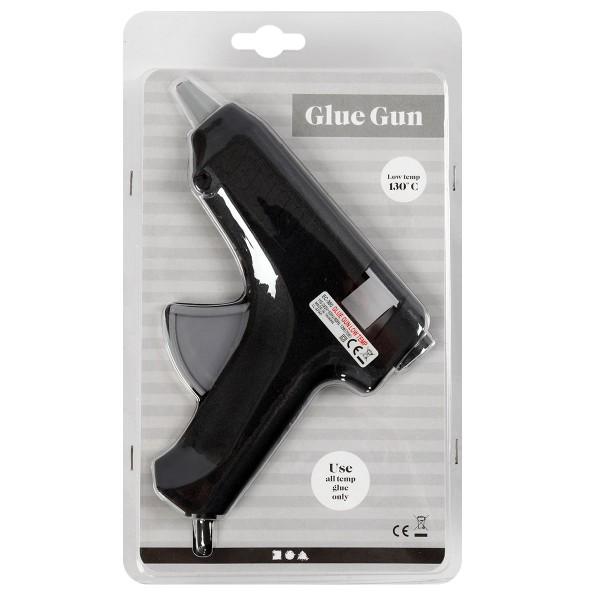 Pistolet à colle Maxi - Basse température - 2 bâtons de colle inclus - 1 pce - Photo n°1