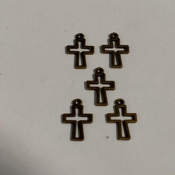 Breloque 5 Croix - Photo n°1
