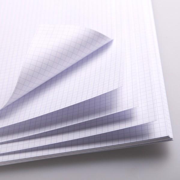 Papier Bristol quadrillé 205 g - A4 - 20 feuilles - Photo n°2