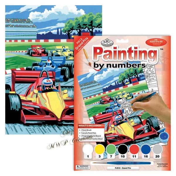 Tableau Peinture Par Numéros