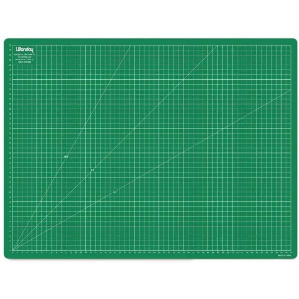 Plaque de coupe, A1 - Vert - Photo n°1