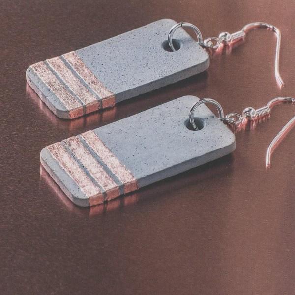 Béton créatif fin pour bijoux, 300gr, Masse de moulage en béton extra-fin - Photo n°4