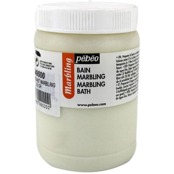 Bain épaississant pour Marbling Pébéo - 200 g - Photo n°1