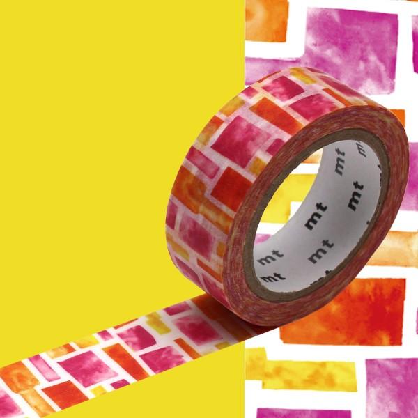 Masking Tape x Sou Sou - Sixties - 15 mm x 7 m - Photo n°2